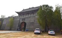 城门楼古迹摄影