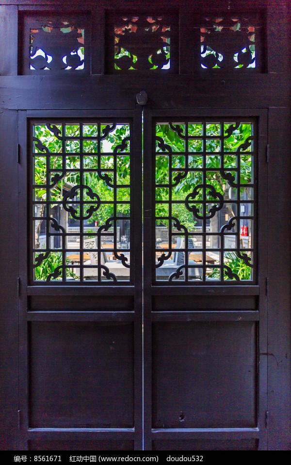 复古门窗图片