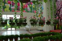 广州百万葵园室内景观