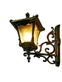 欧式复古金属灯