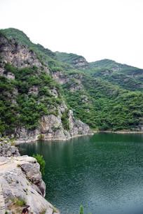 青山绿水风景摄影