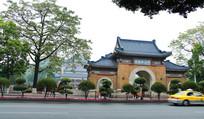 广州中山纪念堂牌坊