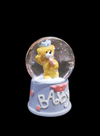 小熊水晶球