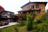 彝家风情建筑