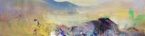 山水风景意境画