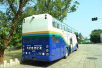 台湾金门的观光巴士