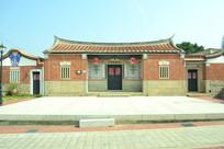 台湾金门水头聚落建筑