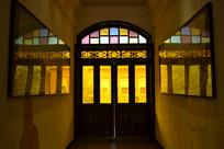 厦门鼓浪屿建筑的门窗
