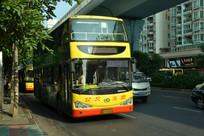 厦门双层巴士