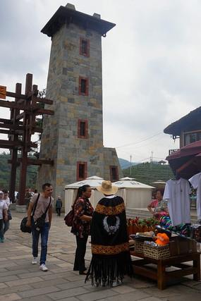 彝族文化墙