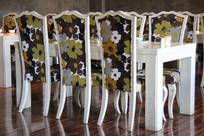 餐馆六人餐桌
