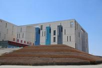 吉林省博物馆馆外景
