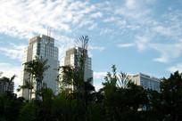 惠州双子星大厦