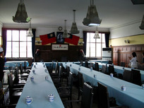 南京总统府会议室内部