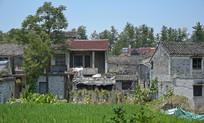 农村的老房屋图片