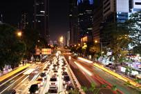 深圳高清城市夜景风光