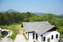 斜顶房屋乡村建筑