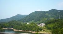 秀美山水风景图