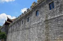 城墙式古建筑