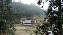 侗寨田园风光