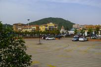 海滨停车场