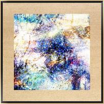 极简风格装饰画 抽象油画