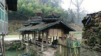 胜利侗寨风雨桥