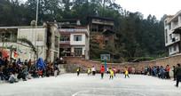 乡村女子篮球赛