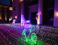 造型各异的LED灯展
