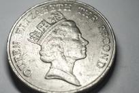1元港币硬币