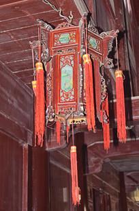 古代的灯具高清图片