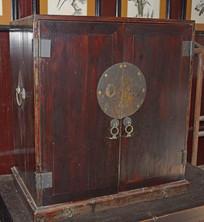木质衣柜图片素材