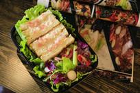 三明治美食图片