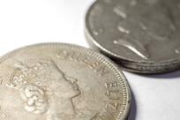 殖民时代的老港币