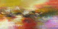爆款抽象油画高清素材