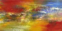 抽象艺术油画