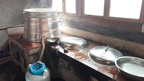 农村白酒酿造