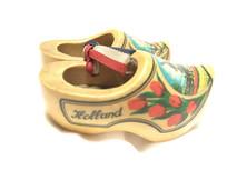 荷兰手工艺品木鞋