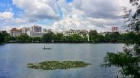 惠州南湖景色