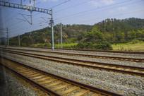 铁路线路网