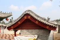 古建筑房顶