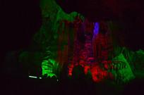 幻彩洞穴景观