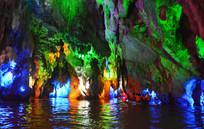 龙宫水洞景观