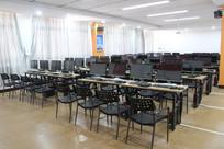 室内电脑教育培训室