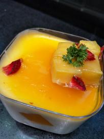 一杯芒果杯