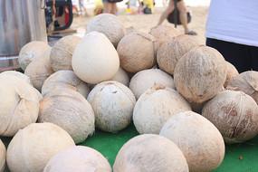 热带水果椰子
