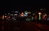 时光贵州夜景