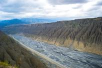 大美新疆独山子大峡谷照片