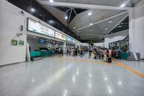 惠州机场航站楼景观