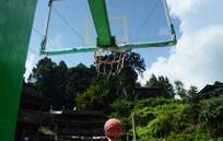篮球与篮板